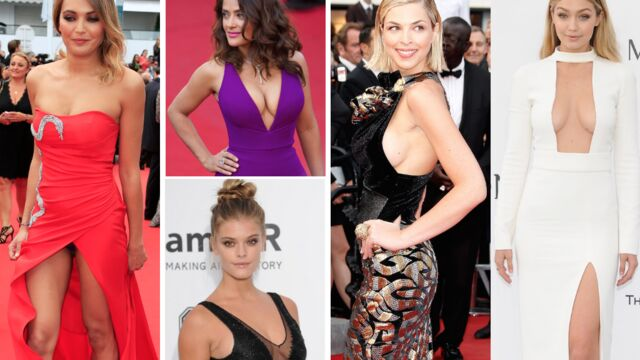 Cannes 2015 : les tenues les plus sexy du Festival (PHOTOS)