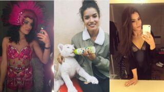 Sabrina Ouazani (Jusqu'ici tout va bien) : copines, vacances, animaux mignons... elle s'éclate sur Instagram (PHOTOS)