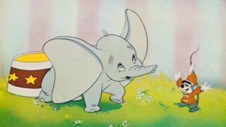 Dumbo : une première photo du film de Tim Burton dévoilée... et l'éléphanteau fait un peu peur ! (PHOTOS)