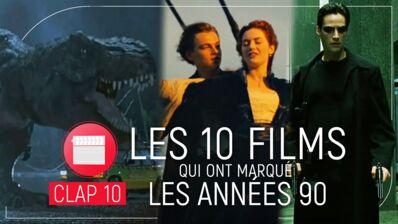 Matrix (C8), Titanic, Jurassic Park... Les 10 films qui ont marqué les années 1990 (VIDEO)