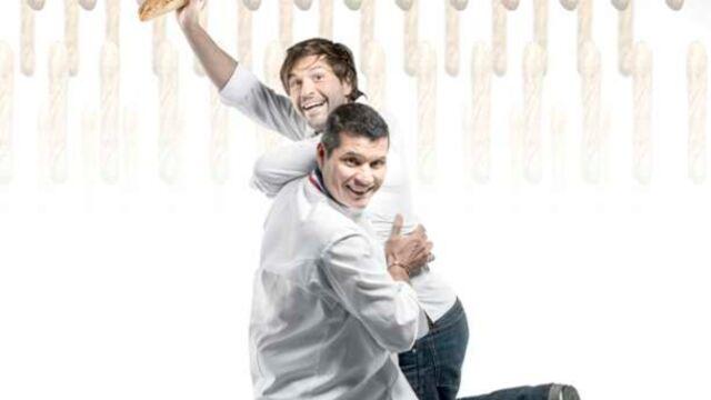 Christophe Rouget remporte La Meilleure Boulangerie de France (M6)