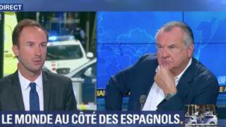 Clash : Alain Marsaud, ex-chef de la lutte anti-terroriste, quitte le plateau de BFMTV en plein direct (VIDÉO)