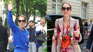 A Paris, Céline Dion offre à ses fans un véritable défilé de mode ! (PHOTOS)