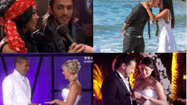 Le meilleur (et le pire) des mariages de la télé-réalité (VIDEOS)