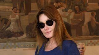 Carla Bruni en deuil : elle a perdu un être cher