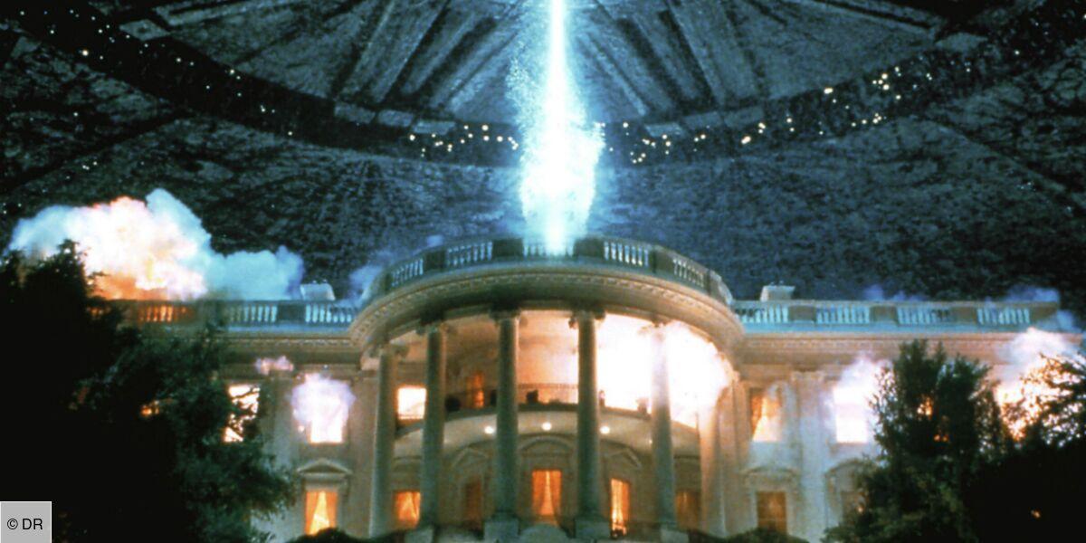 Independence Day Mais Comment Ont Ils Fait Exploser La Maison Blanche Video