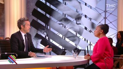 Disparition de Simone Veil : le vibrant hommage de Christiane Taubira dans Quotidien (VIDEO)