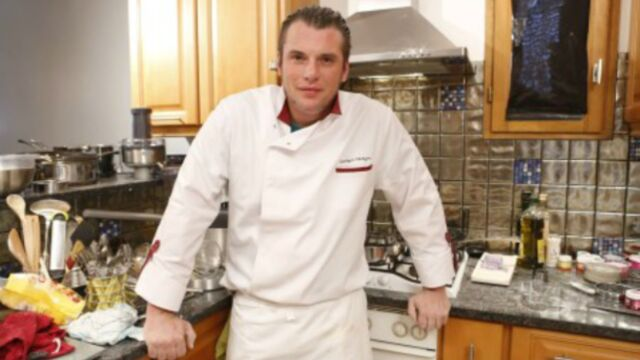 Norbert (Top chef) s'invite dans Un dîner presque parfait