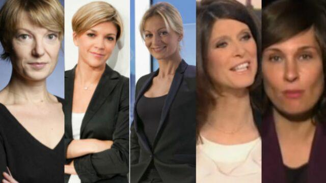 Qui pour remplacer Anne-Claire Coudray sur TF1 cet été ?