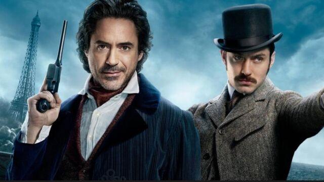 Audiences télé : TF1 en tête avec Sherlock Holmes : jeu d'ombres, devant France 2 et Secrets d'histoire