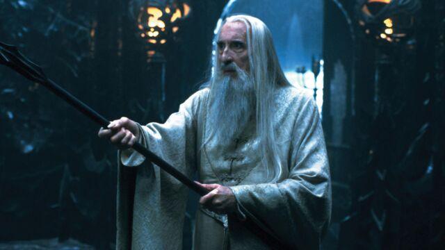 Le seigneur des anneaux - les deux tours (France 2) : retour sur la carrière de Christopher Lee (Diaporama)