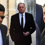 Nicolas Sarkozy, Laurent Blanc, Jean-Michel Aulas... les passionnés de football étaient présents aux obsèques de Louis Nicollin (20 PHOTOS)