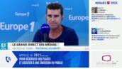 Emu, Thomas Joubert fait ses adieux au Grand direct des Médias sur Europe 1 (VIDEO)