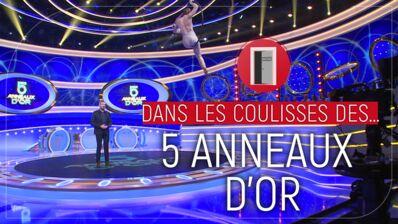 5 anneaux d'or : dans les coulisses du prime de France 2 ! (VIDEO)