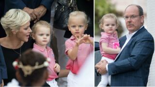 Pique-nique princier à Monaco pour Charlène, Albert et les jumeaux (PHOTOS)