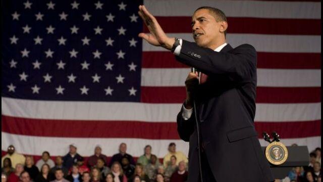 Barack Obama accro aux séries