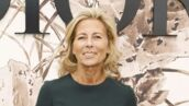 Claire Chazal bien accompagnée à la Fashion Week (PHOTO)