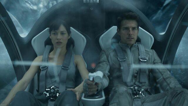 Audiences télé : La rediffusion d'Oblivion (TF1) mène la danse, déception pour le film Diana (France 2)