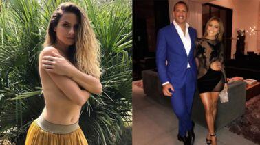 Jennifer Lopez fiancée : elle dévoile les images de la demande en mariage (PHOTOS)