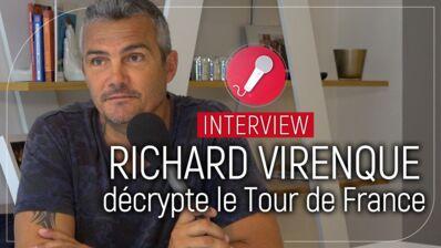 Exclu. Favoris, tracé... Richard Virenque décrypte le Tour de France (VIDEO)