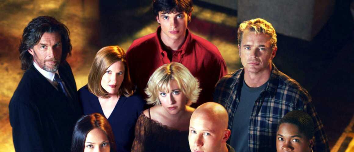 Smallville : que sont devenus les acteurs de la série ...