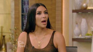 Abus de Photoshop ? Cette photo de Kim Kardashian fait beaucoup rire les internautes