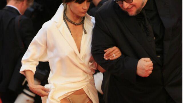 Cannes 2015 : un nouvel accident de lingerie pour Sophie Marceau (PHOTOS)