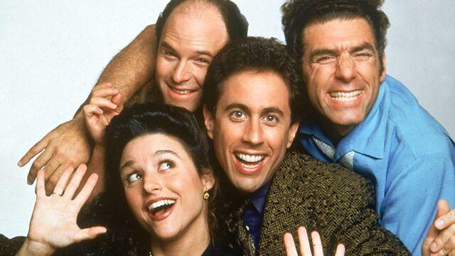 La série Seinfeld vendue 180 millions de dollars au site de streaming Hulu