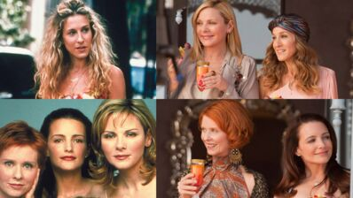 Sex and the City : que deviennent les actrices ? (PHOTOS)
