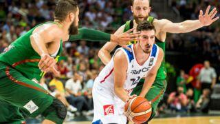 """Programme TV Eurobasket (Canal+ Sport). George Eddy : """"La France peut au moins viser le bronze"""""""