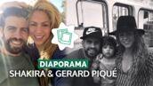 La vie de rêve de Gérard Piqué et Shakira (et leurs enfants) sur Instagram (PHOTOS)