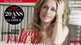 Lara Fabian pose nue en couverture de Gala et fait le buzz (PHOTOS)