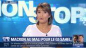 La journaliste Stéphanie de Muru quitte BFMTV