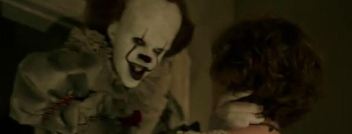 ça Le Clown Encore Plus Effrayant Dans La Nouvelle Bande