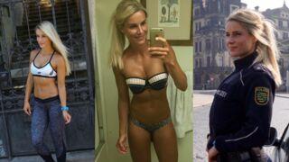 Découvrez Adrienne Koleszár, la policière ultra sexy qui fait fantasmer Instagram ! (PHOTOS)