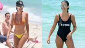 Ludivine Sagna, plus sexy que jamais, s'éclate à Miami