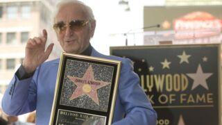 Charles Aznavour : une étoile à Hollywood !