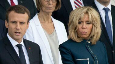 """Brigitte Macron furieuse après une """"petite phrase"""" d'Emmanuel Macron : """"T'es en train de foutre en l'air ton quinquennat, arrête tes conneries !'"""""""