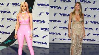 Nicki Minaj, Heidi Klum... très sexy aux MTV Video Music Awards 2017 (PHOTOS)