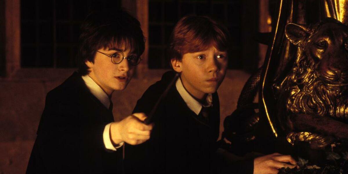 Harry Potter Gryffondor Serpentard A Quelle Maison De