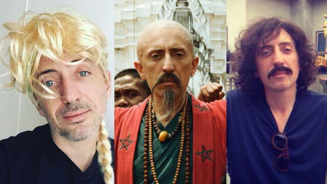 Gad Elmaleh, chauve et moustachu dans Pattaya : retour sur ses pires looks (20 PHOTOS)