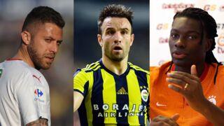 Football : Mathieu Valbuena, Bafé Gomis, Jérémy Ménez... Les Français craquent pour la Turquie !