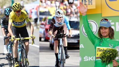 Tour de France 2017 : Froome, Bardet, Sagan... On fait le point sur les forces en présence