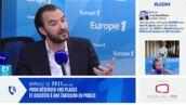 Cyril Lignac pousse un coup de gueule contre la presse people (VIDEO)