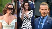 David Beckham, Kate et Pippa Middleton... Du beau monde à Wimbledon (15 PHOTOS)