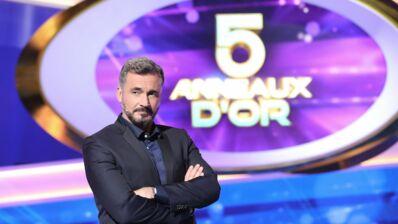 5 anneaux d'or, le nouveau jeu d'Olivier Minne, débarque en prime sur France 2 le…