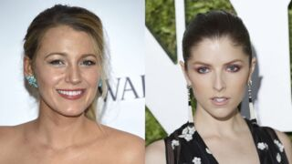Blake Lively et Anna Kendrick bientôt réunies dans un thriller
