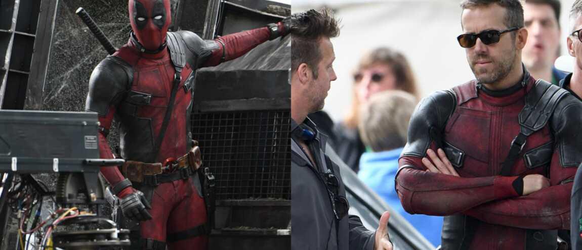 Deadpool 2 deux jours apr s la mort tragique d 39 une cascadeuse le tournage a repris 10 photos - Comment dessiner deadpool ...