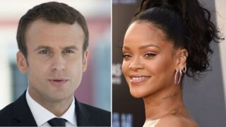Bono et Rihanna à l'Elysée : Emmanuel Macron recevra les deux stars cette semaine