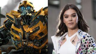 Transformers - Bumblebee le film : Hailee Steinfeld dévoile une première photo du tournage (PHOTO)